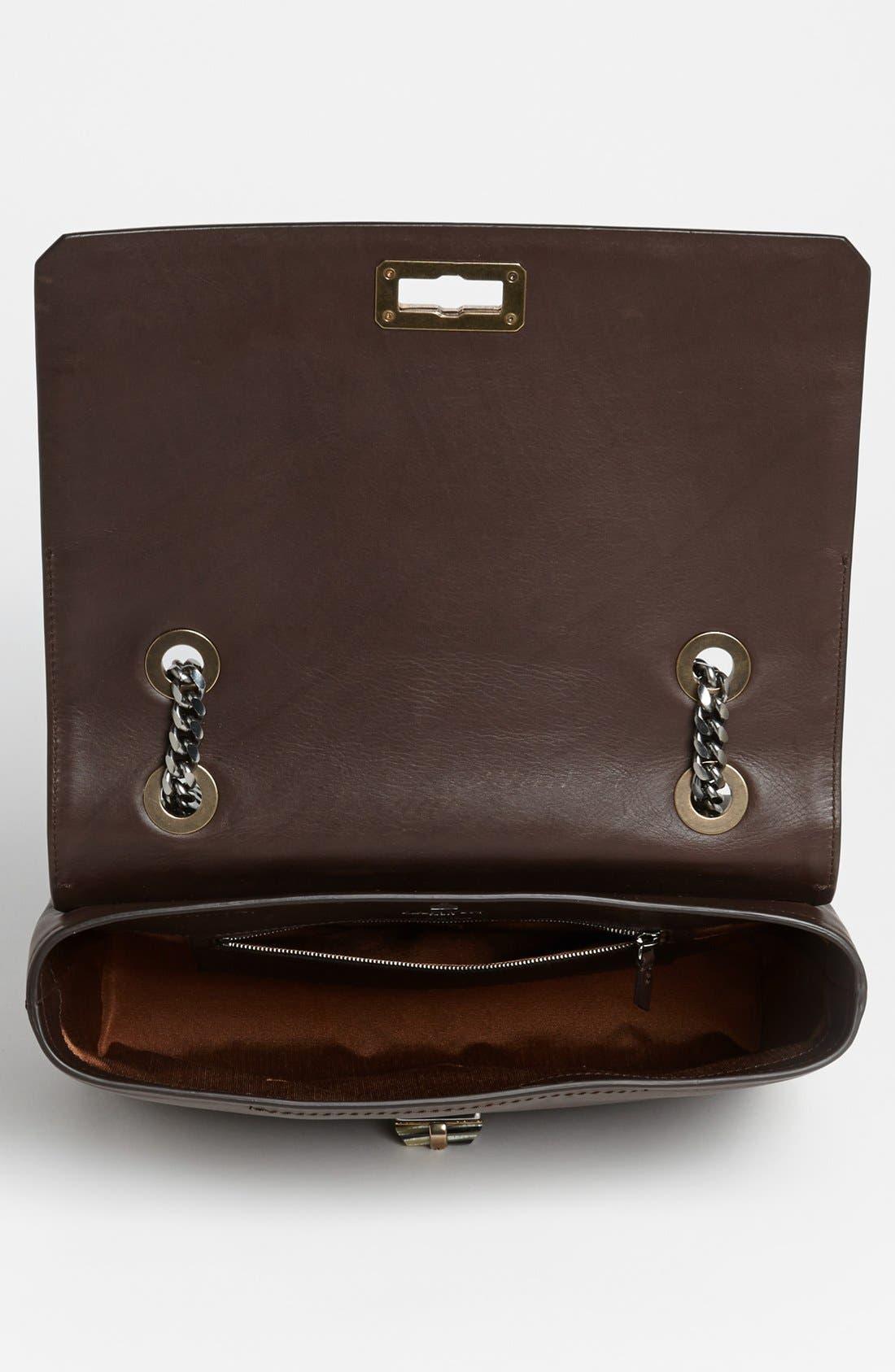 Alternate Image 3  - Lanvin 'Happy - Medium' Leather Flap Shoulder Bag