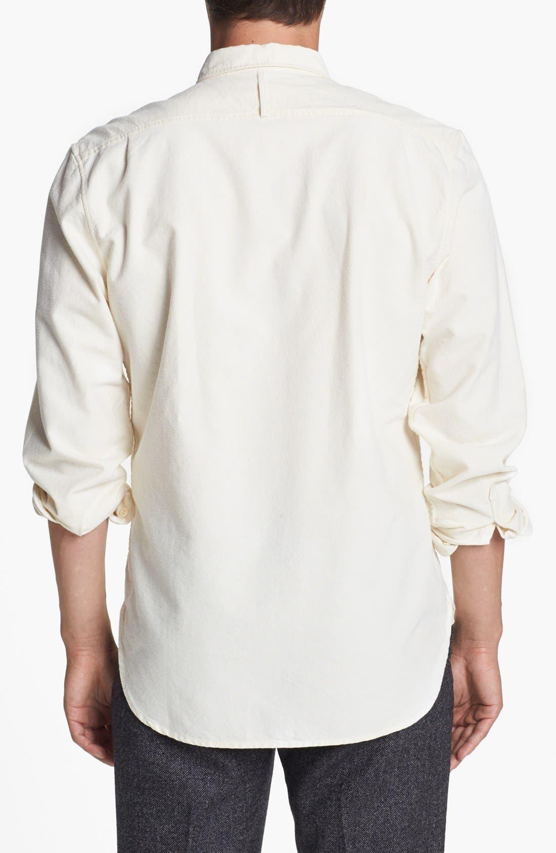 Alternate Image 2  - Levi's® Made & Crafted™ Regular Fit Sport Shirt