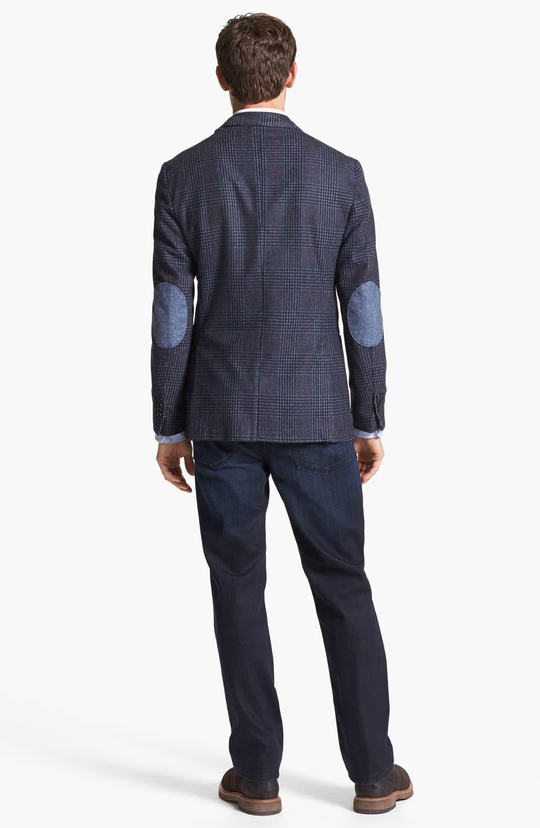 Alternate Image 3  - Wallin & Bros. 'Milton' Trim Fit Vest