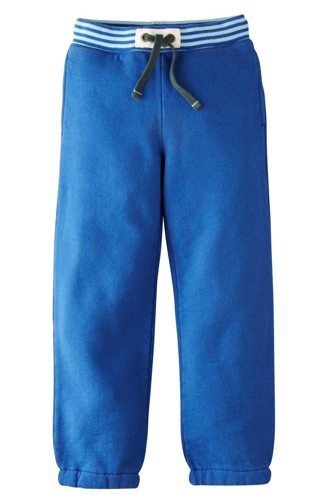 Alternate Image 1 Selected - Mini Boden Track Pants (Toddler Boys, Little Boys & Big Boys)