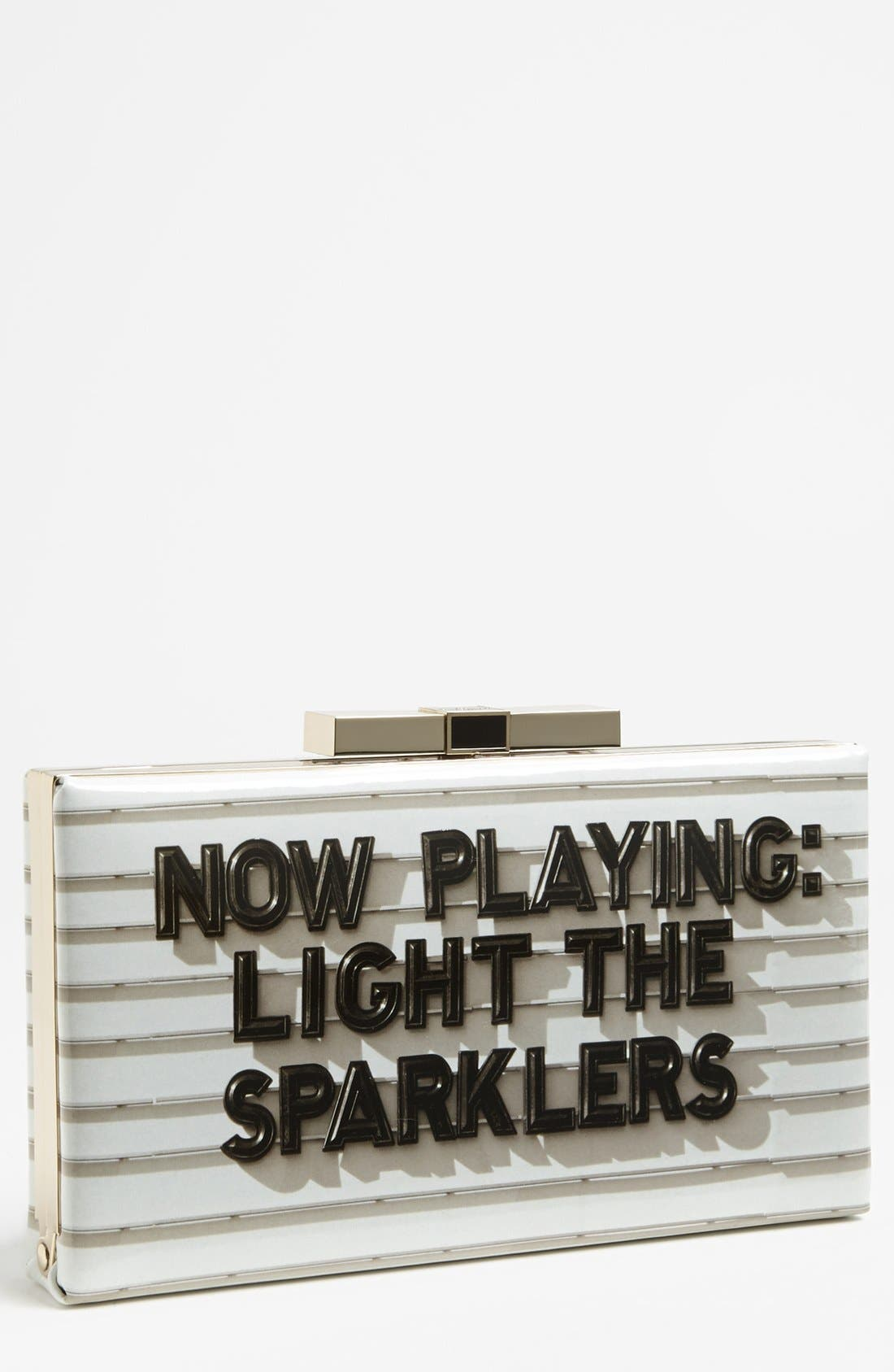 Main Image - kate spade new york 'cinema city - samira' clutch
