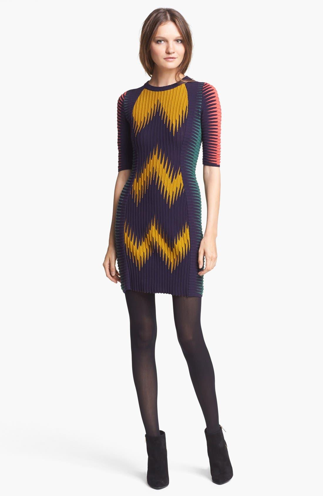 Main Image - M Missoni Ikat Pattern Dress