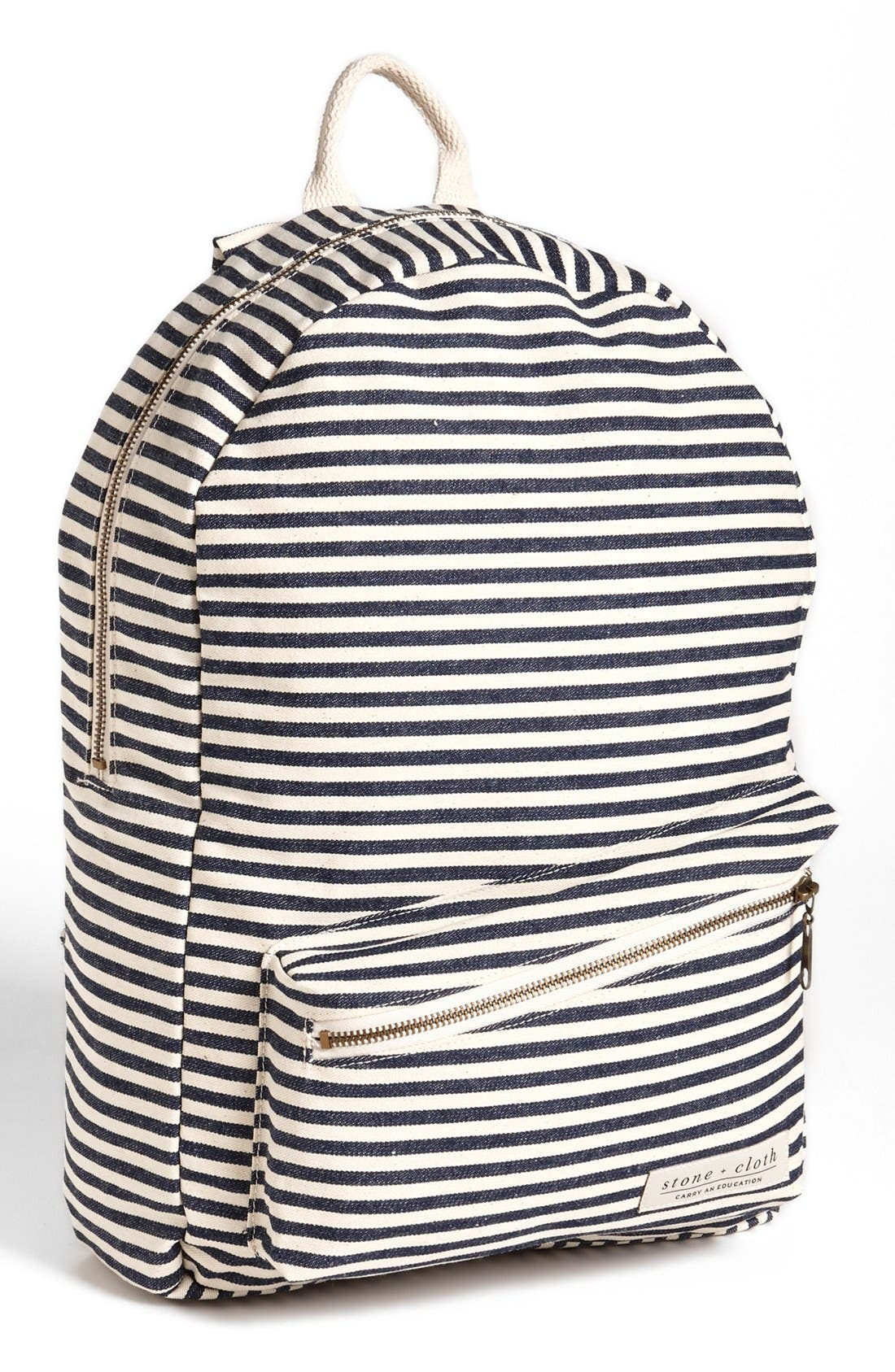 Main Image - Stone + Cloth 'Lucas' Backpack