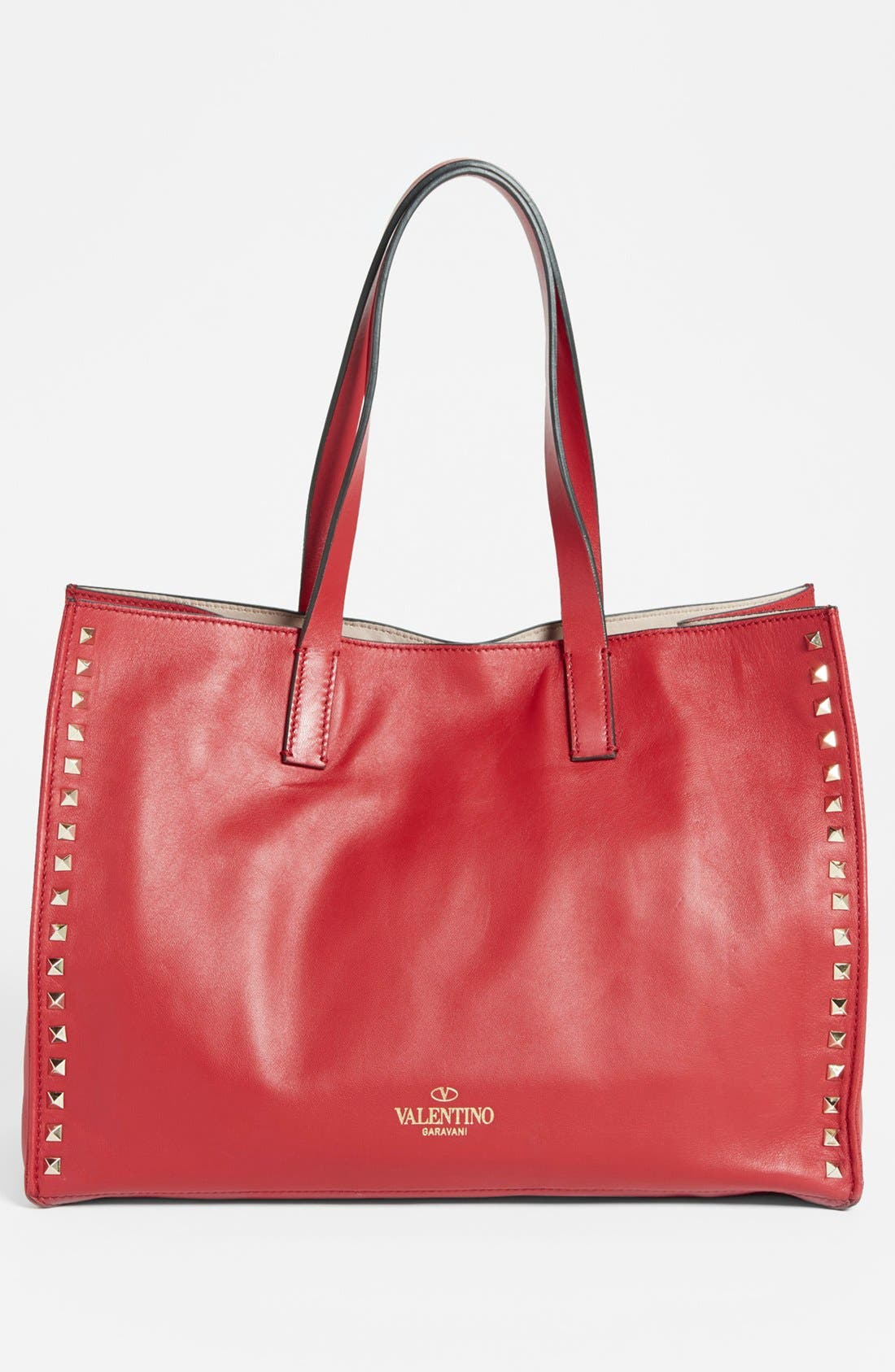 Alternate Image 2  - Valentino 'Medium Rockstud' Leather Tote