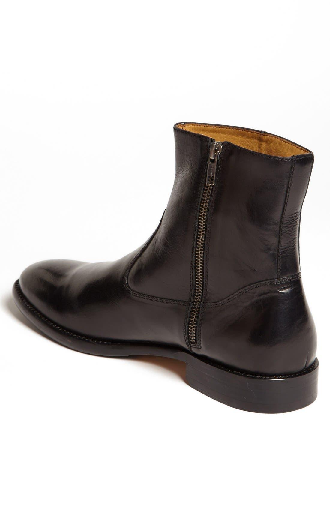 Alternate Image 2  - Gordon Rush 'Stanton' Zip Boot