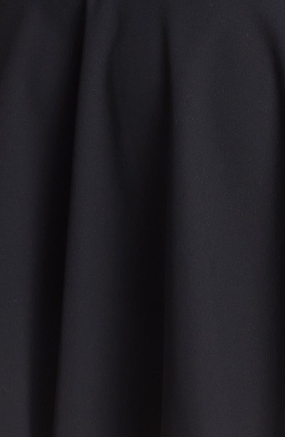 Alternate Image 3  - Vince Camuto Zip Trim Skirt