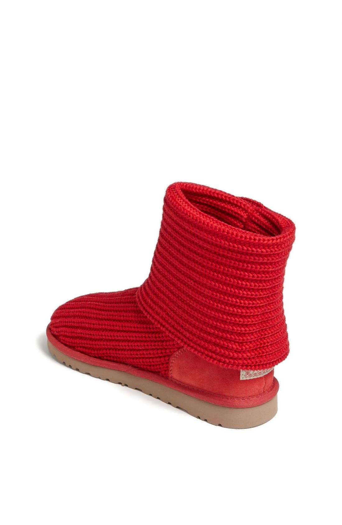 Alternate Image 2  - UGG® 'Cardy' Crochet Boot (Toddler, Little Kid & Big Kid)
