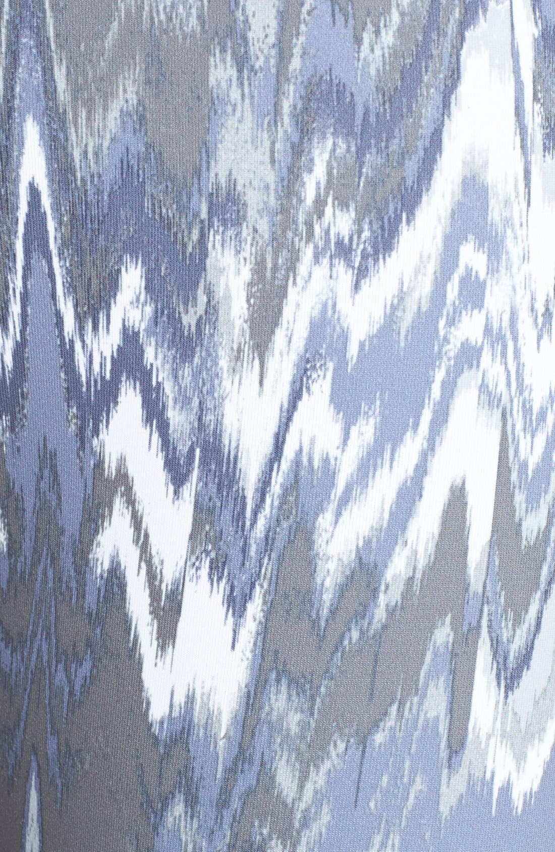Alternate Image 3  - Zella 'Live In - Ikat' Split Print Leggings