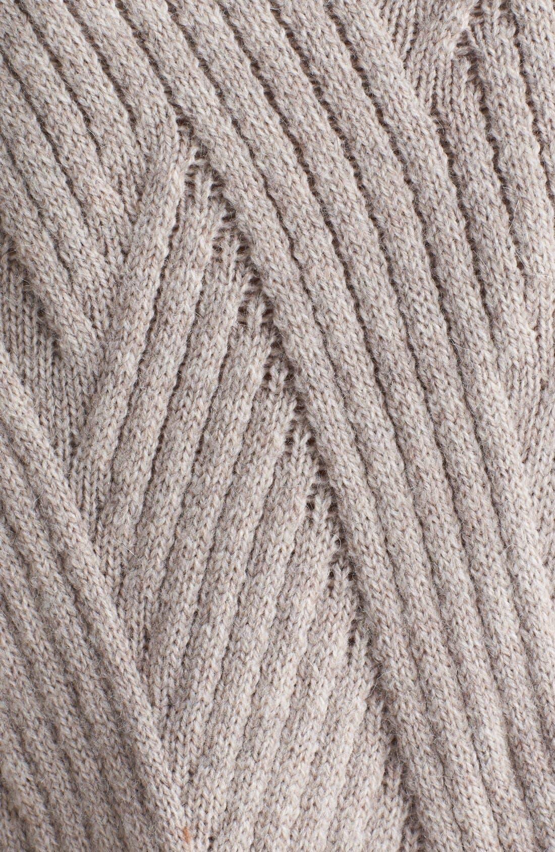 Alternate Image 3  - Vince 'Travelling' Ribbed Turtleneck Sweater
