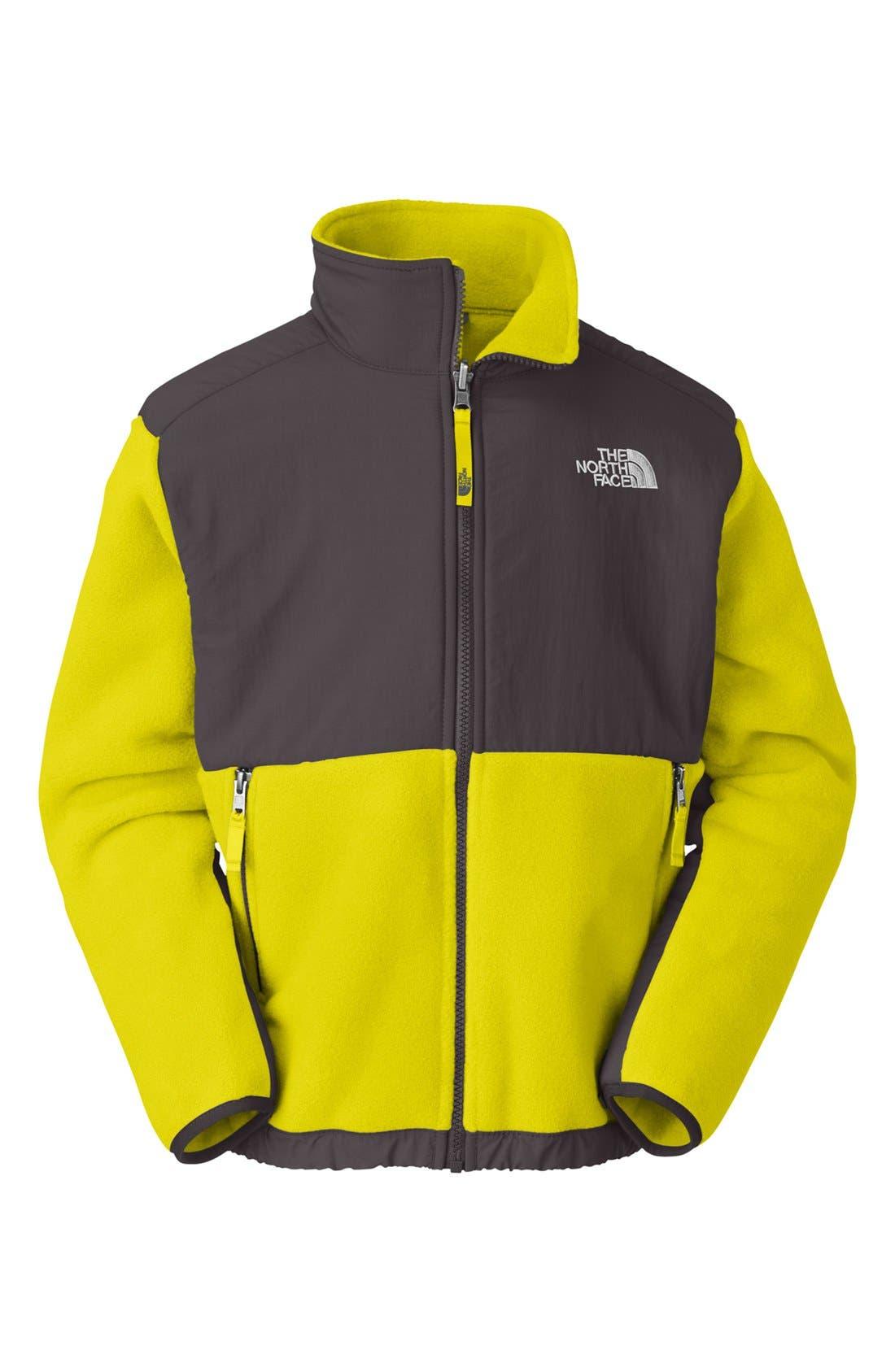 Alternate Image 1 Selected - The North Face 'Denali' Fleece Jacket (Little Boys)