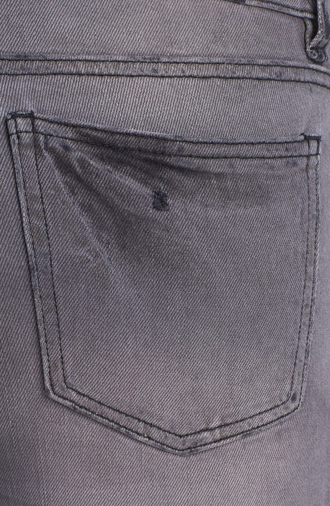 Alternate Image 3  - KUT from the Kloth 'Mia' Stretch Skinny Jeans (Simulating)