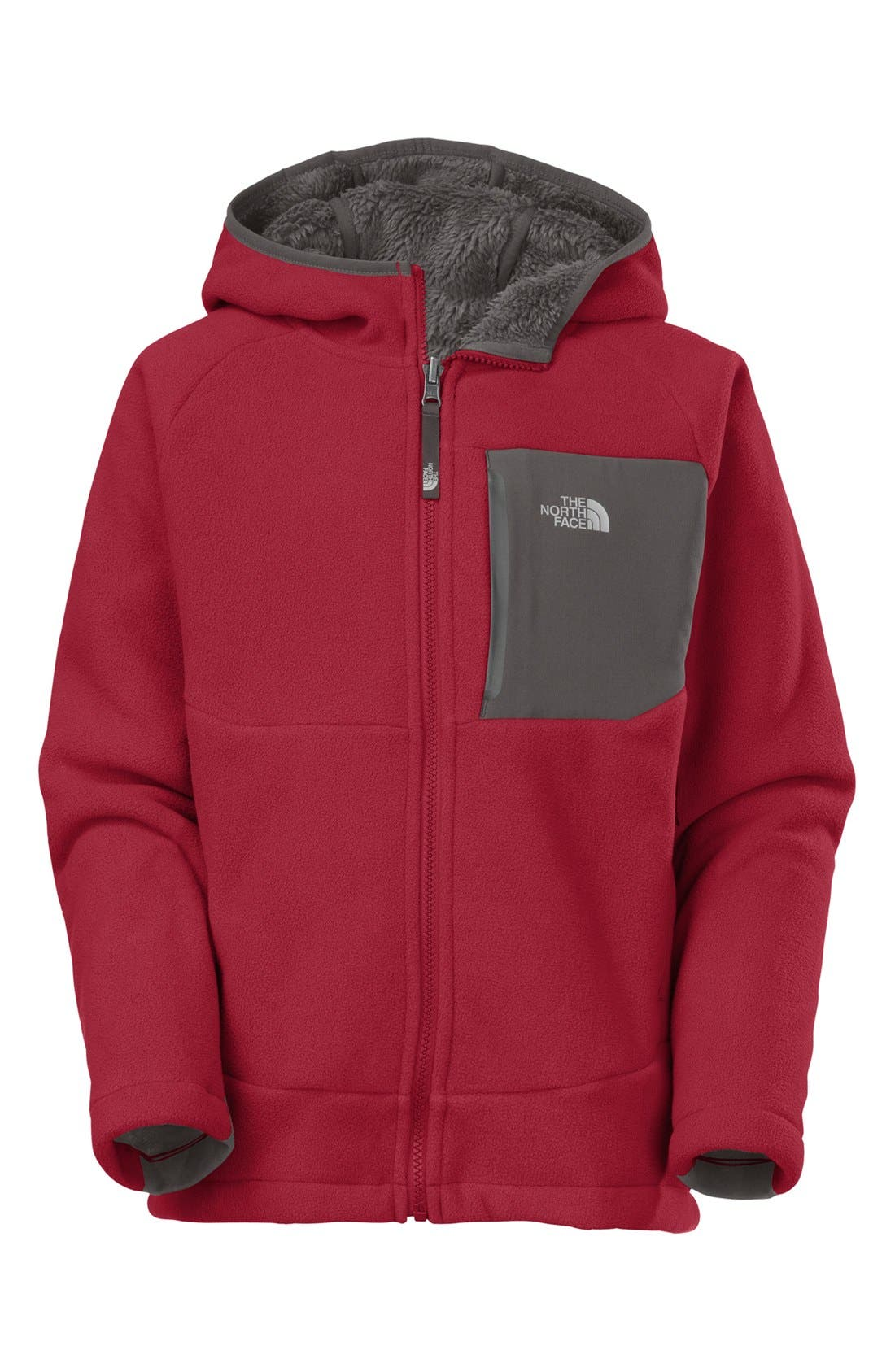 Alternate Image 1 Selected - The North Face 'Chimborazo' Hoodie (Big Boys)