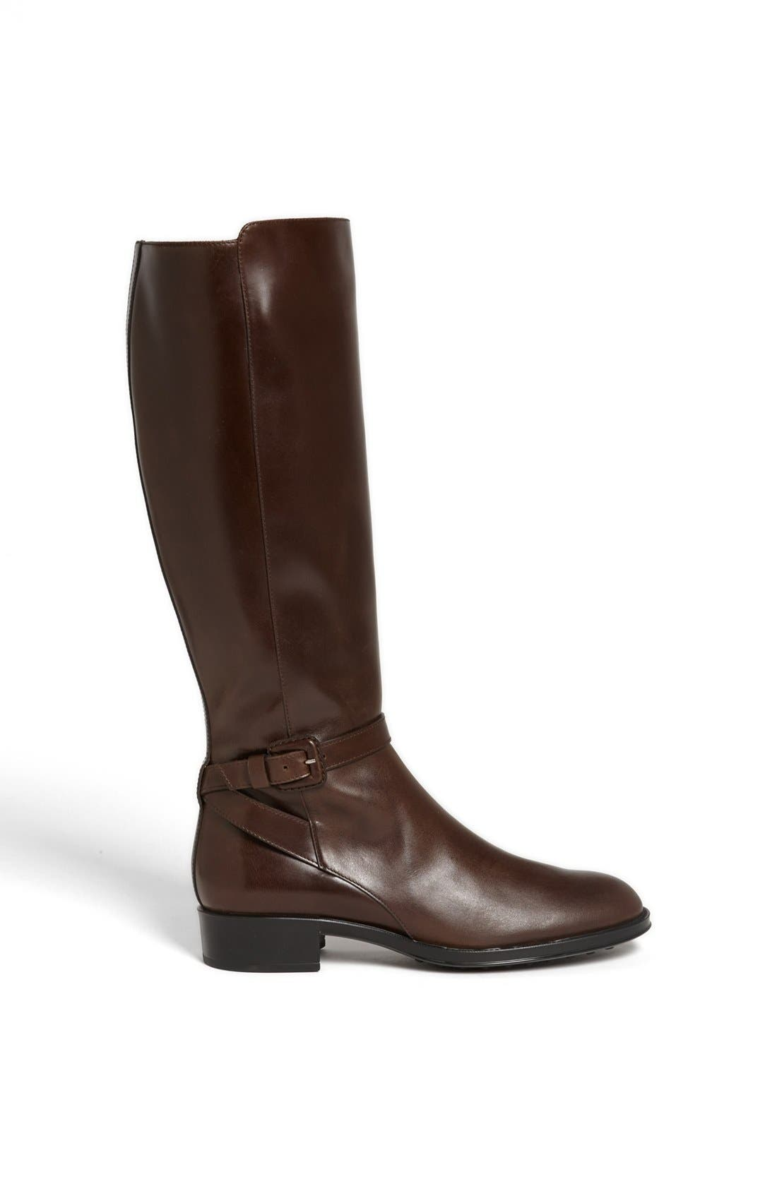 Alternate Image 4  - Tod's Riding Boot