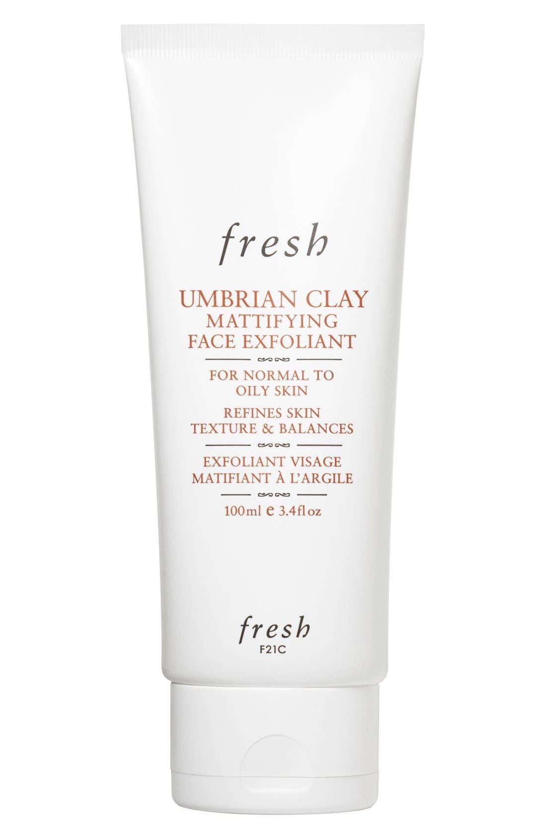 Fresh® Umbrian Clay Mattifying Face Exfoliant