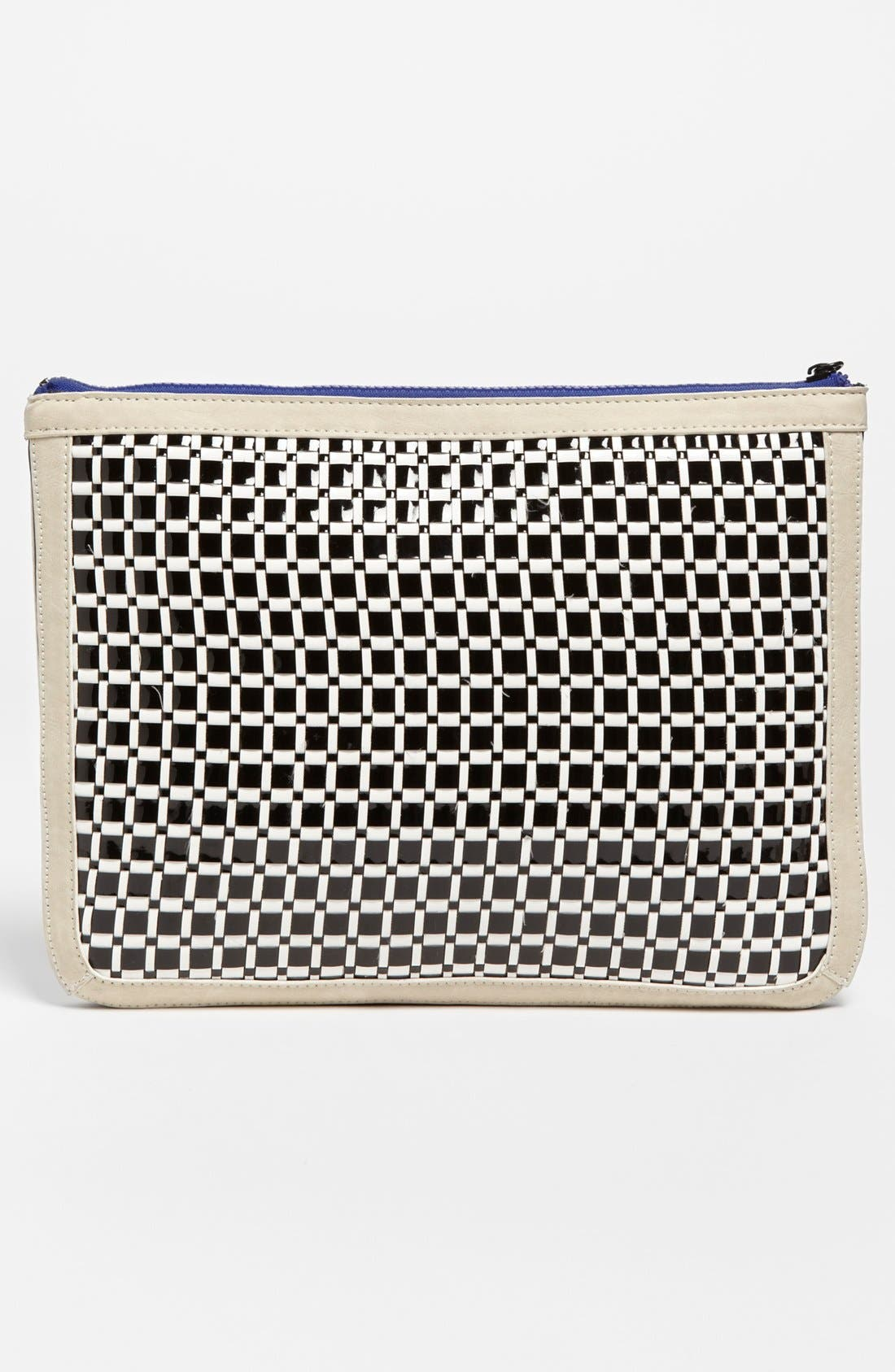 Alternate Image 4  - French Connection Oversized Clutch