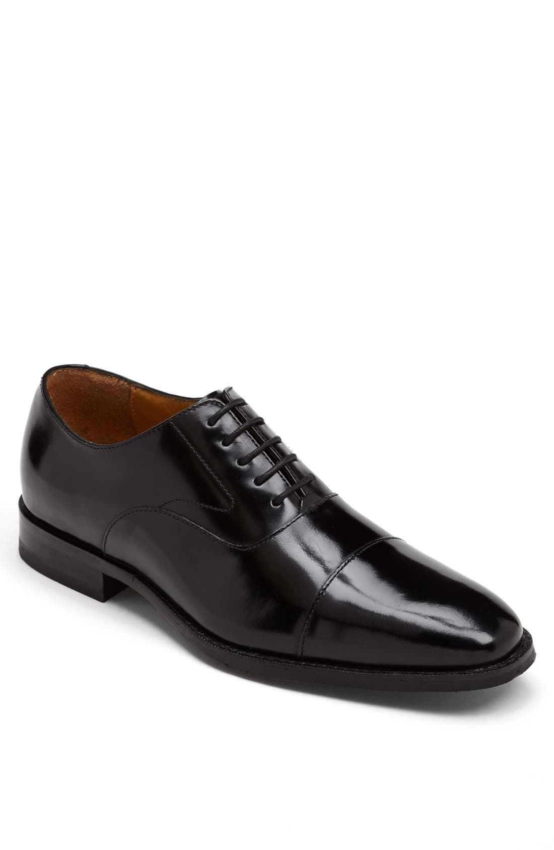 Alternate Image 1 Selected - Cole Haan 'Air Garrett' Cap Toe Oxford   (Men)