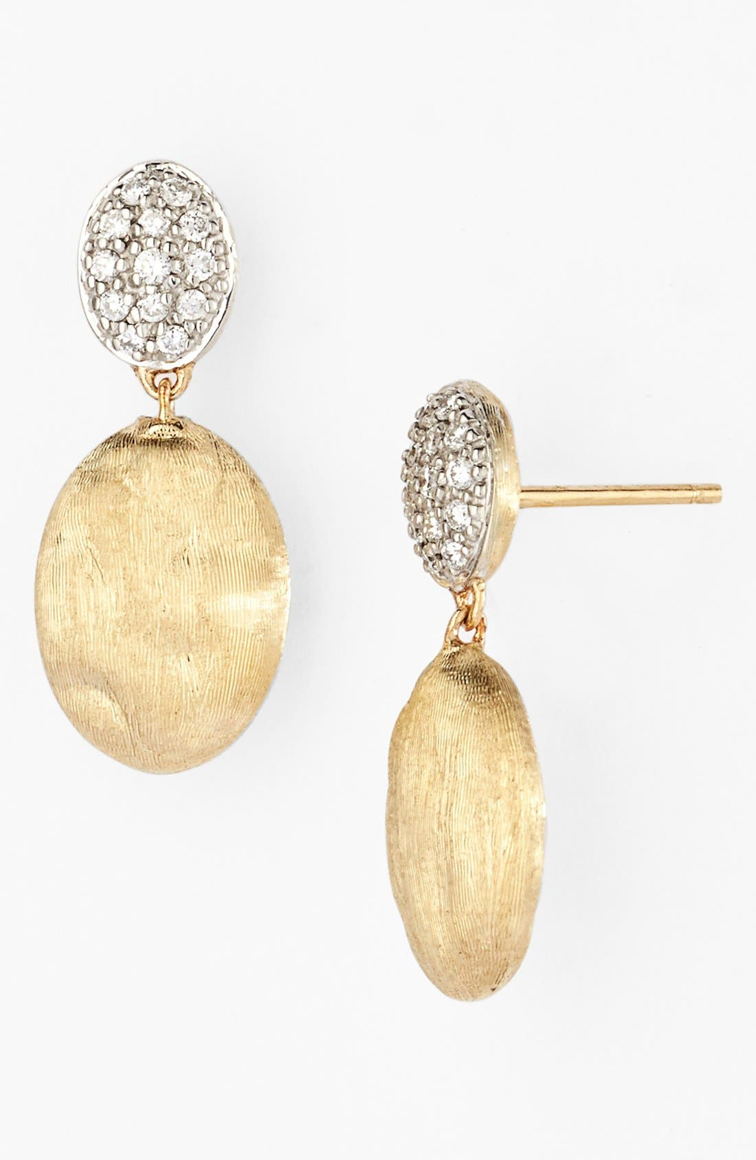 MARCO BICEGO Siviglia Diamond Drop Earrings
