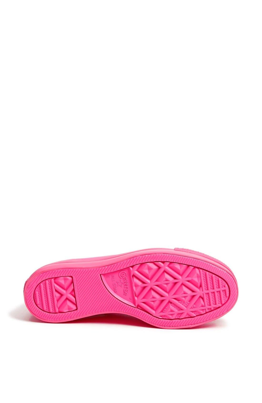 Alternate Image 4  - Converse Chuck Taylor® All Star® Platform Sneaker (Women)