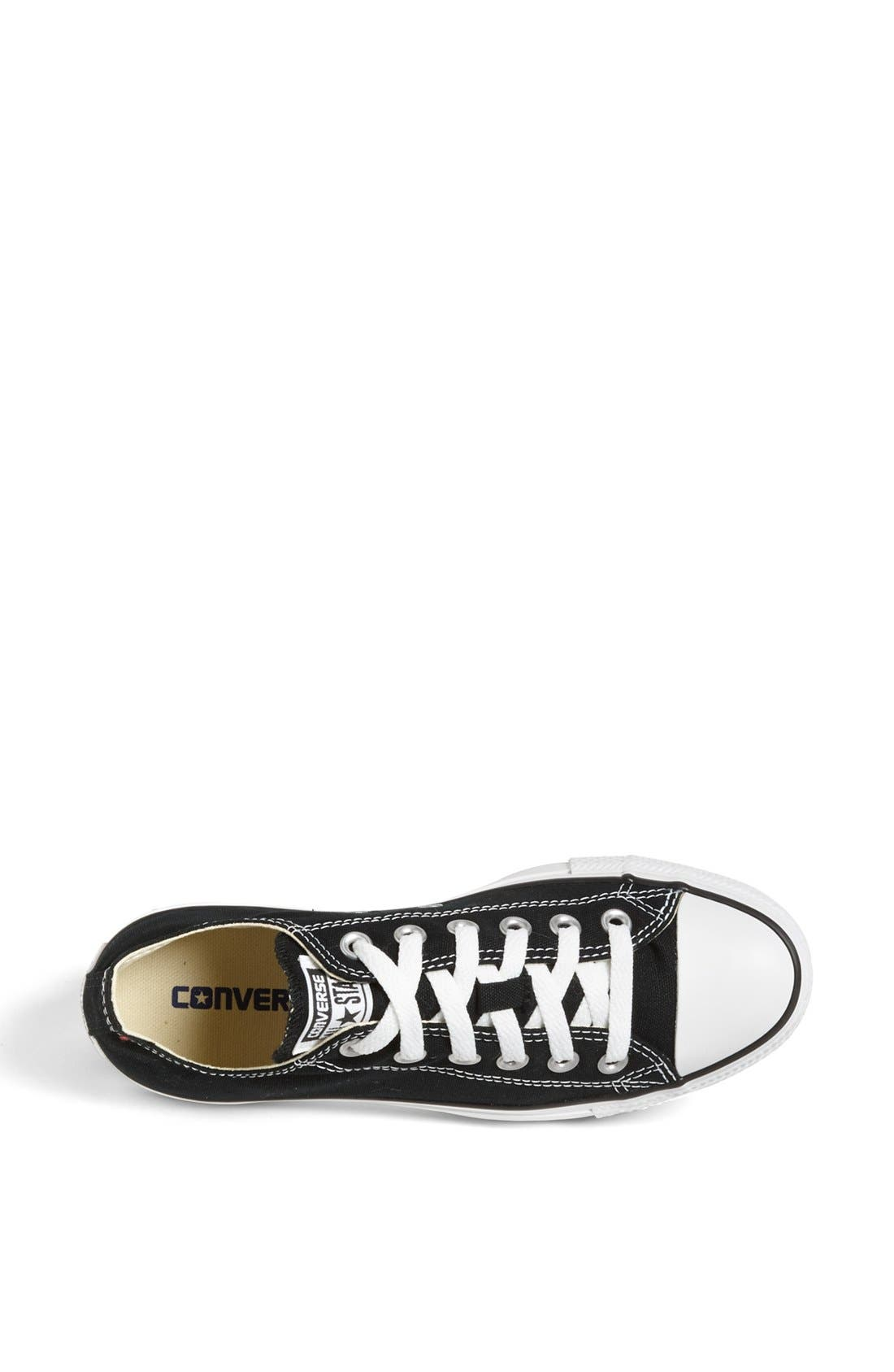 Alternate Image 3  - Converse Chuck Taylor® Low Top Sneaker (Women)