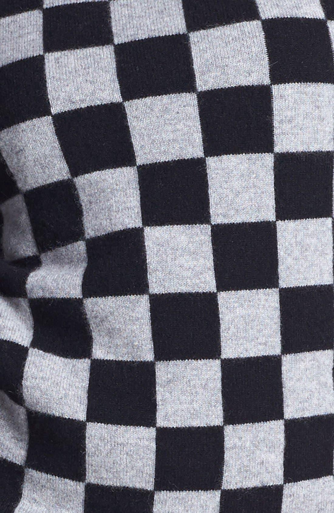 Alternate Image 3  - Halogen® Roll Neck Cashmere Sweater