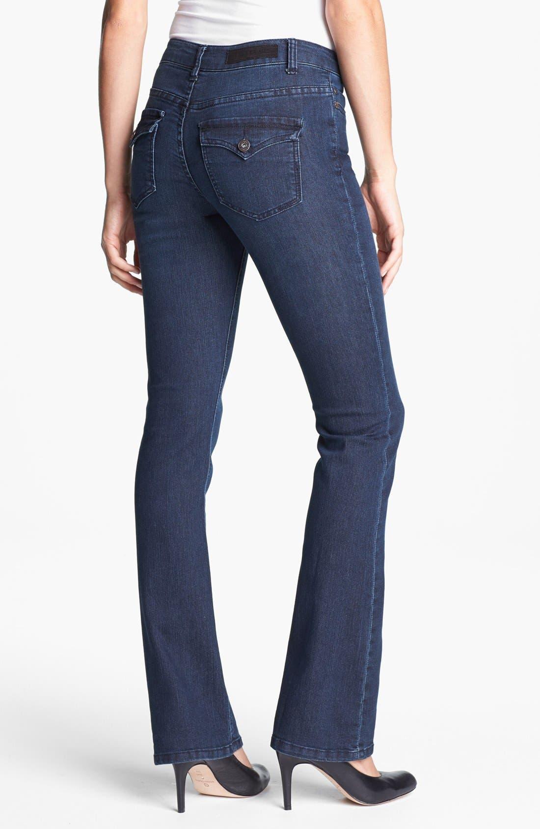 Alternate Image 2  - Liverpool Jeans Company 'Rita' Bootcut Stretch Jeans (Petite)