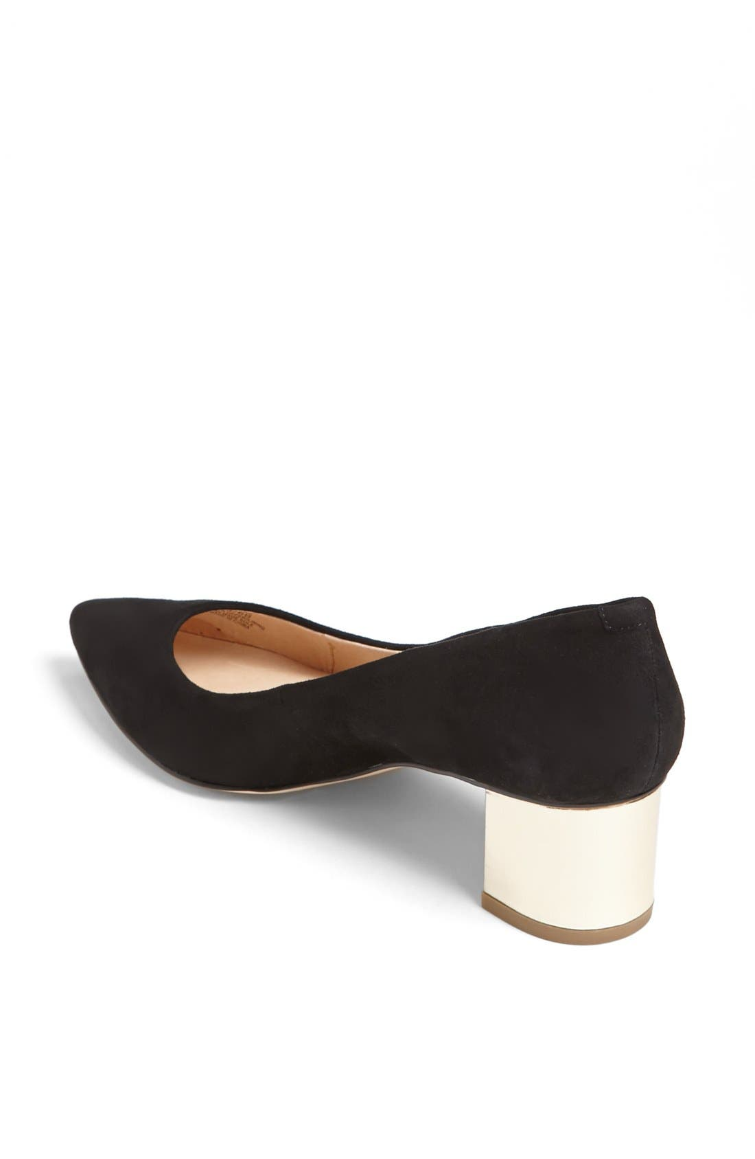Alternate Image 2  - Louise et Cie 'Jadyn' Pointed Toe Pump