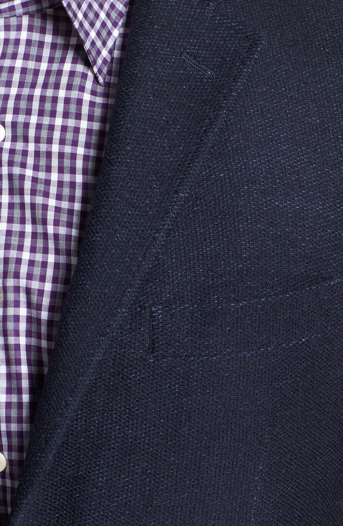 Alternate Image 2  - Ibiza 'Remo' Wool Sportcoat