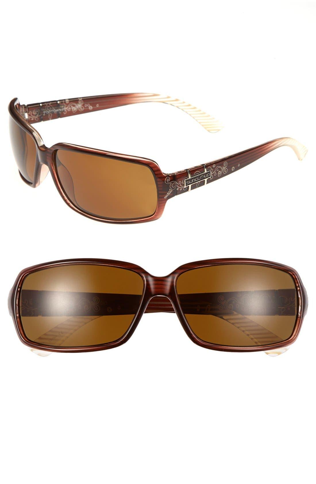 Alternate Image 1 Selected - Suncloud 'Poptown' Polarized Sunglasses