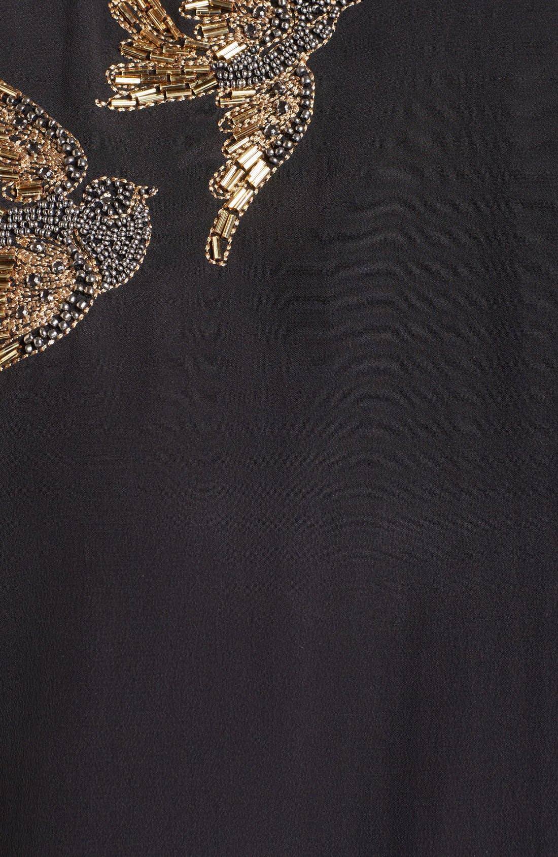 Alternate Image 3  - Equipment 'Elliot' Embellished Silk Top