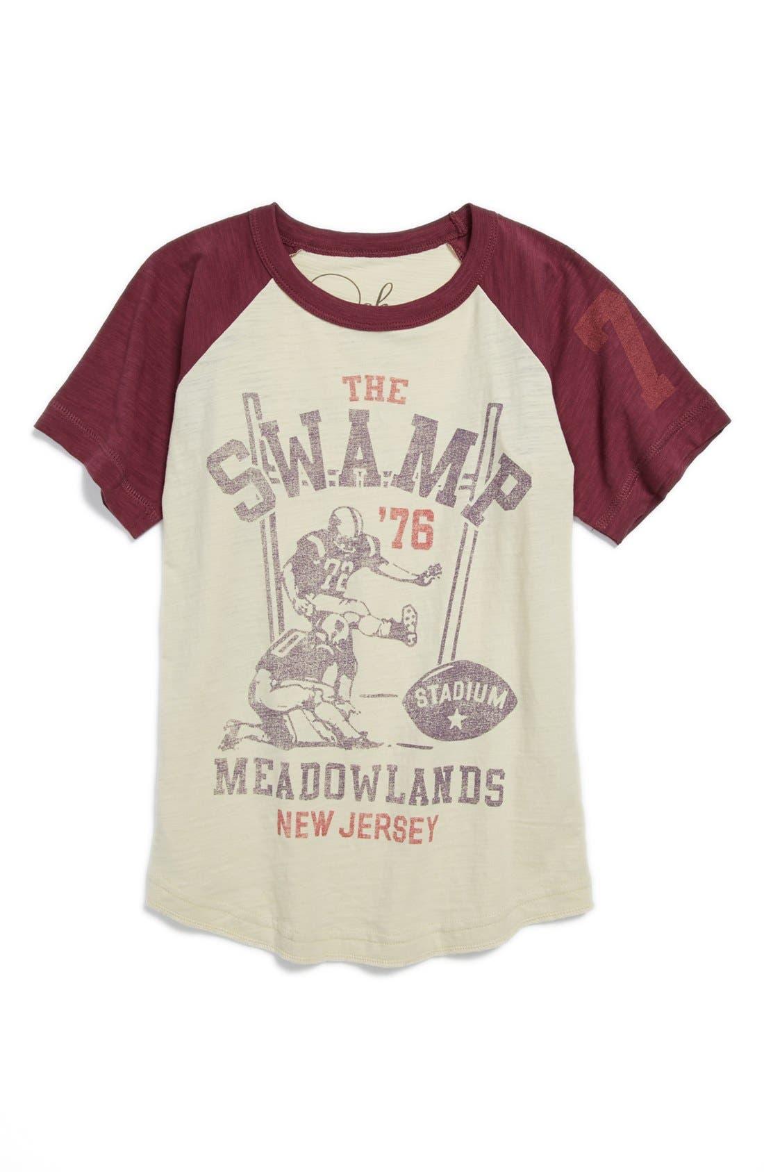 Alternate Image 1 Selected - Peek 'The Swamp' T-Shirt (Toddler Boys, Little Boys & Big Boys)