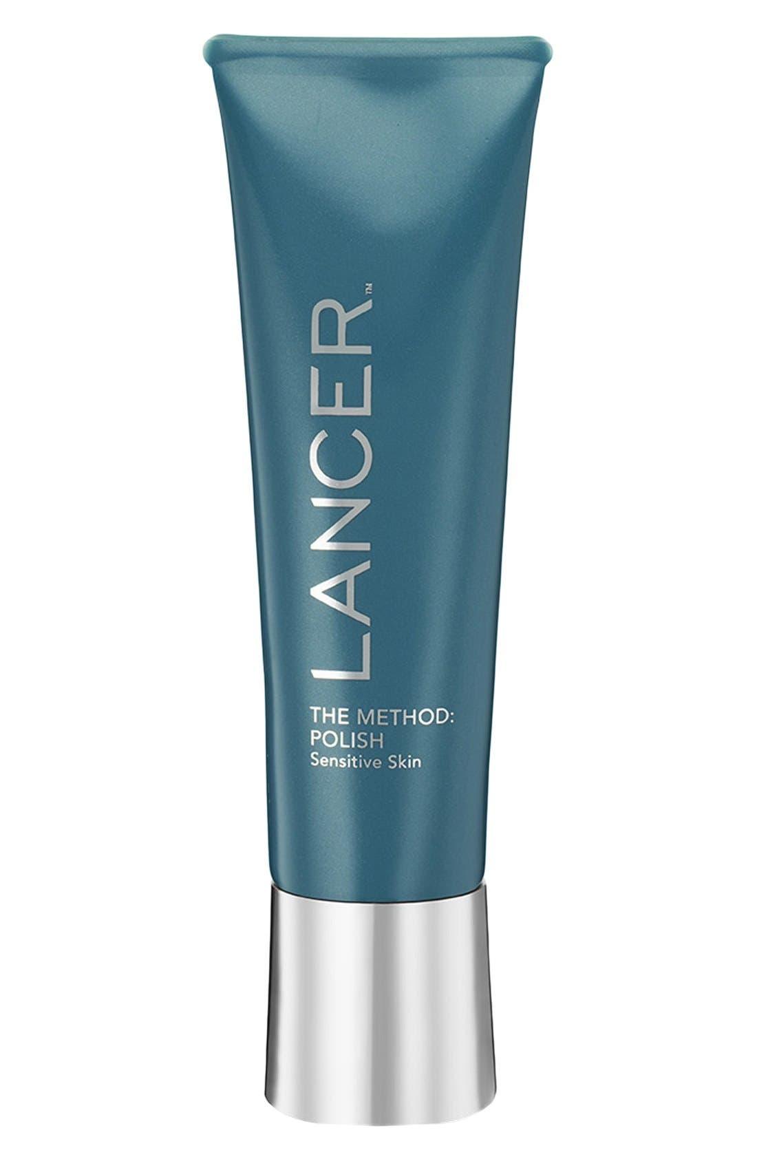 LANCER Skincare The Method – Polish Sensitive Skin Exfoliator