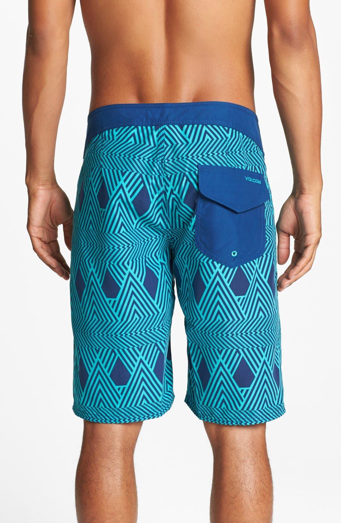 Alternate Image 2  - Volcom '45th St.' Board Shorts