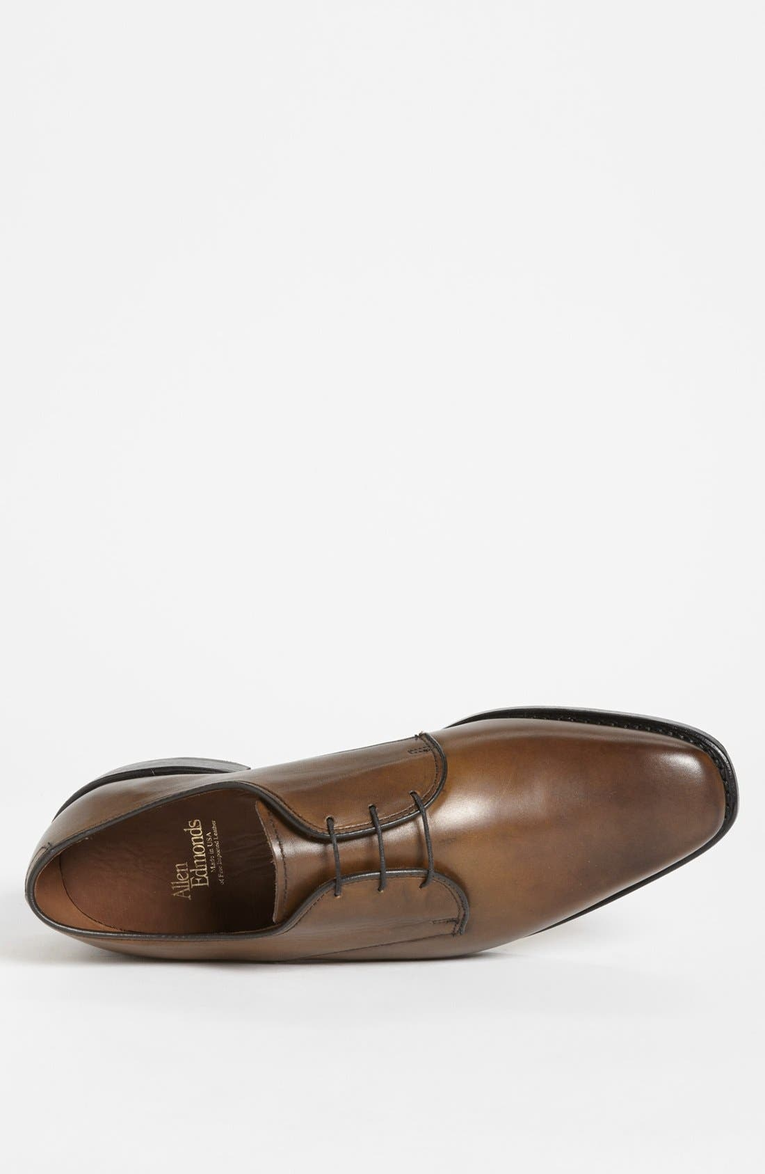 Alternate Image 3  - Allen Edmonds 'Fort Collins' Plain Toe Derby (Men)