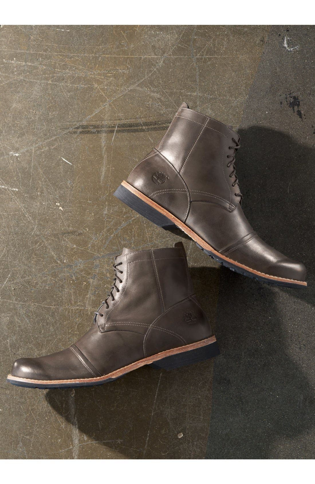 Alternate Image 5  - Timberland Earthkeepers™ 'City' Cap Toe Boot