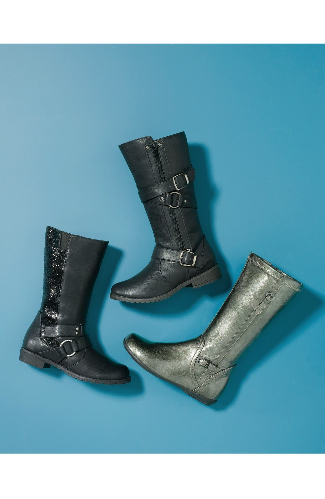 Alternate Image 5  - Nordstrom 'Caden' Stretch Boot (Walker, Toddler, Little Kid & Big Kid)
