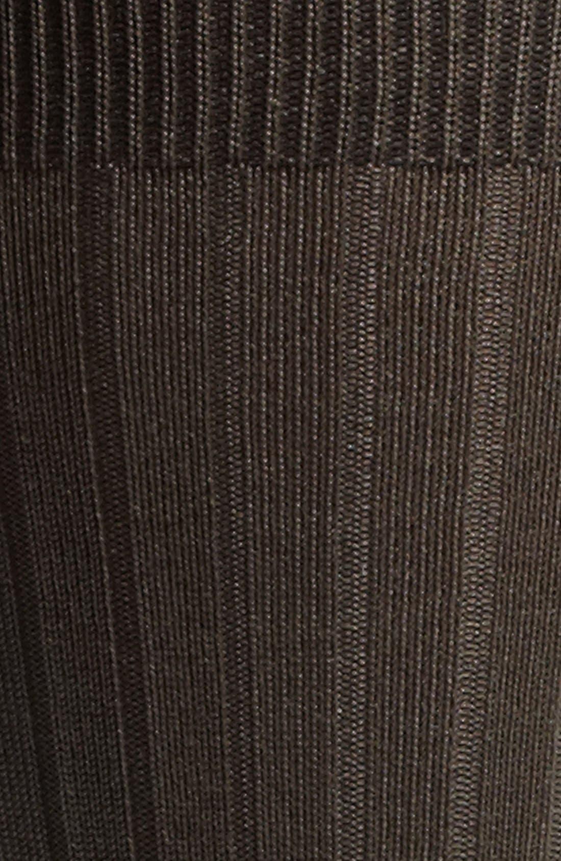 Cotton Blend Socks,                             Alternate thumbnail 2, color,                             Olive