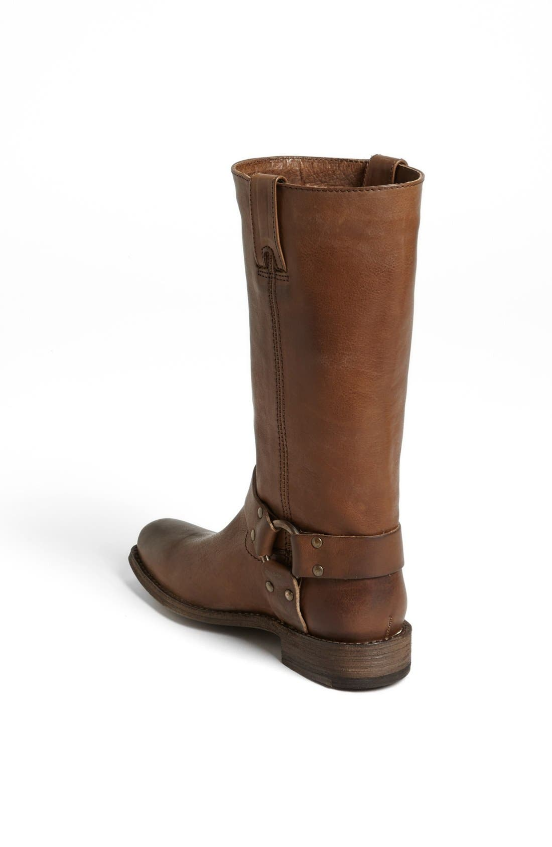 Alternate Image 2  - Frye 'Smith' Harness Tall Boot