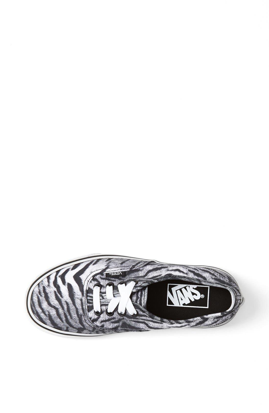 Alternate Image 3  - Vans 'Authentic' Sneaker (Women)
