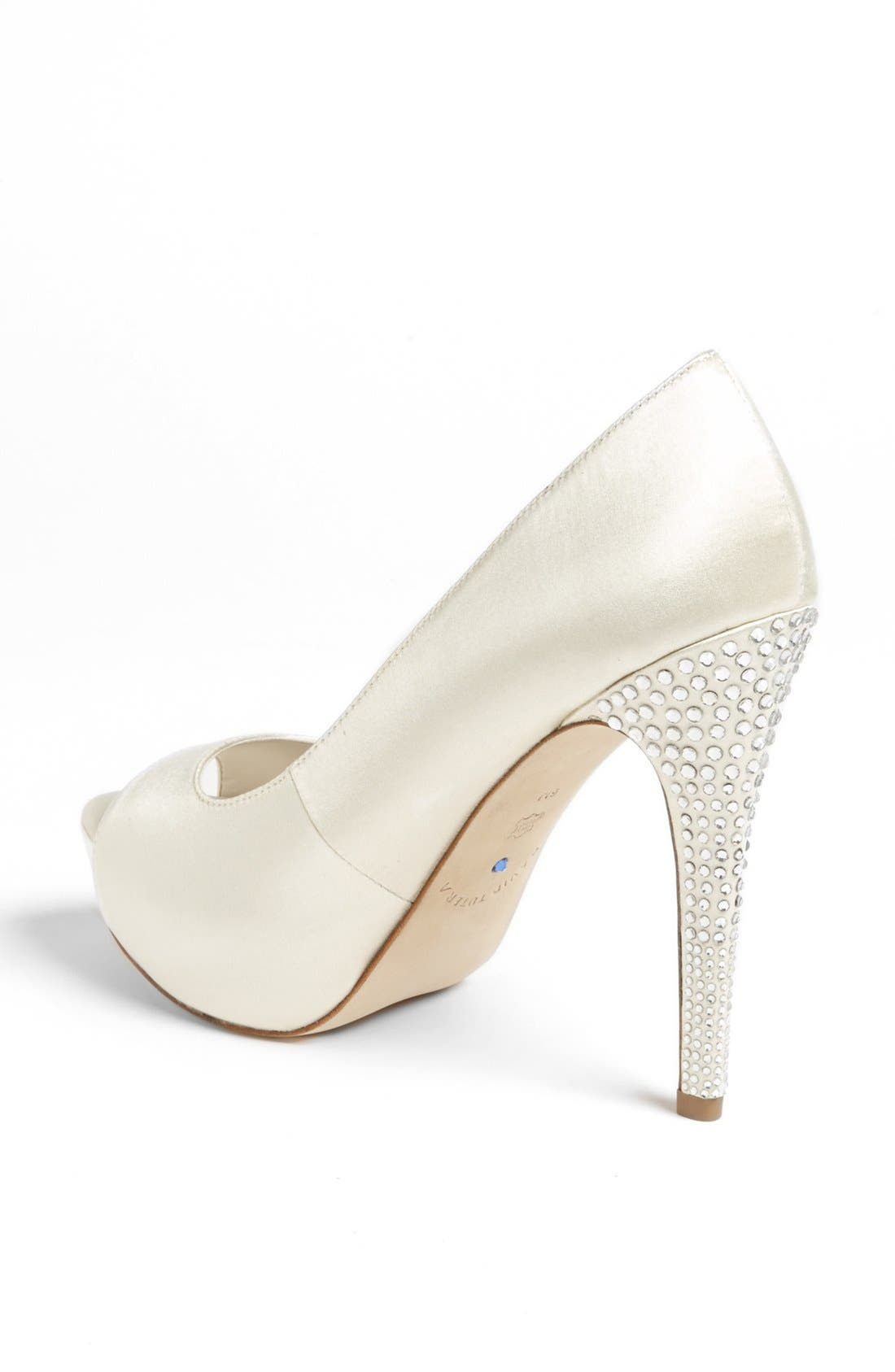 Alternate Image 2  - David Tutera 'Princess' Pump