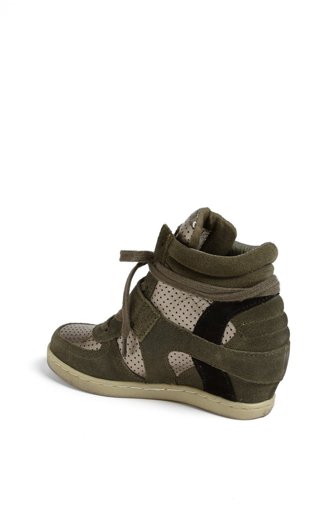 Alternate Image 2  - Ash 'Babe' Hidden Wedge Sneaker (Toddler, Little Kid & Big Kid)