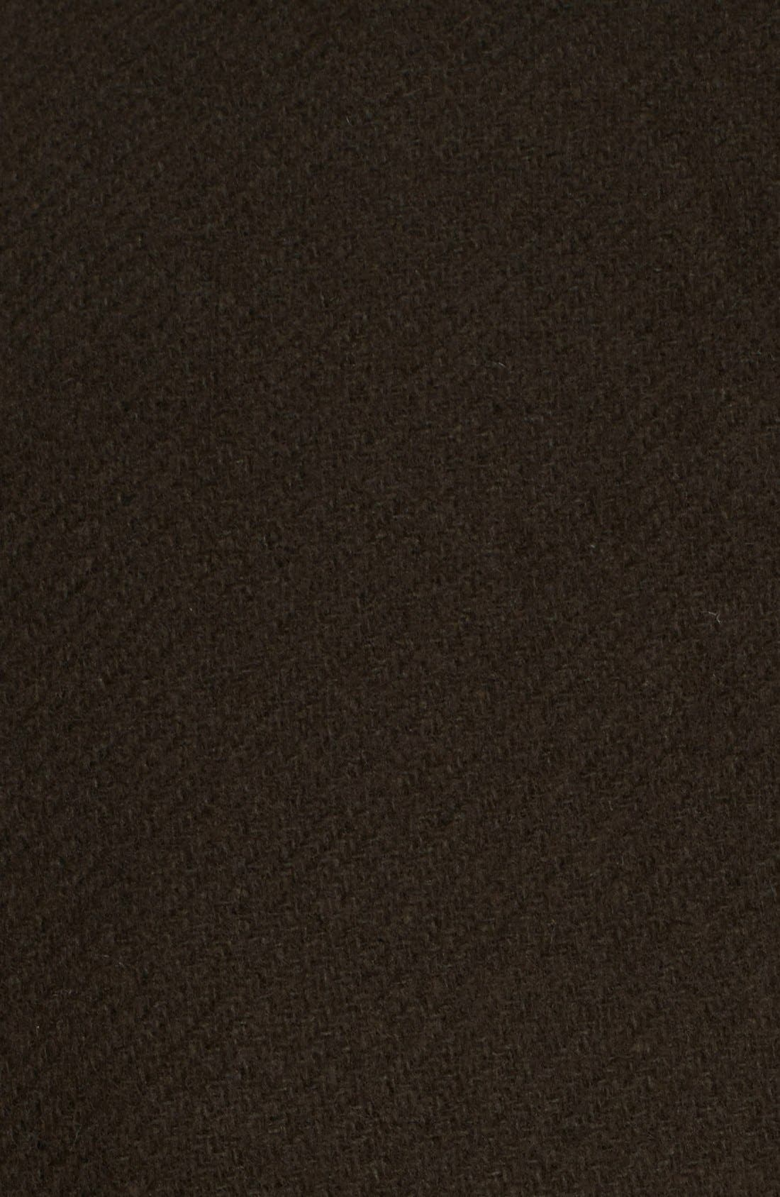 Alternate Image 3  - Burberry Brit 'Warneton' Shearling Collar Coat