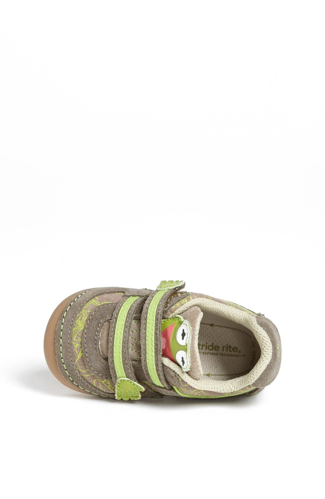 Alternate Image 3  - Stride Rite 'Kermit' Sneaker (Baby & Walker)