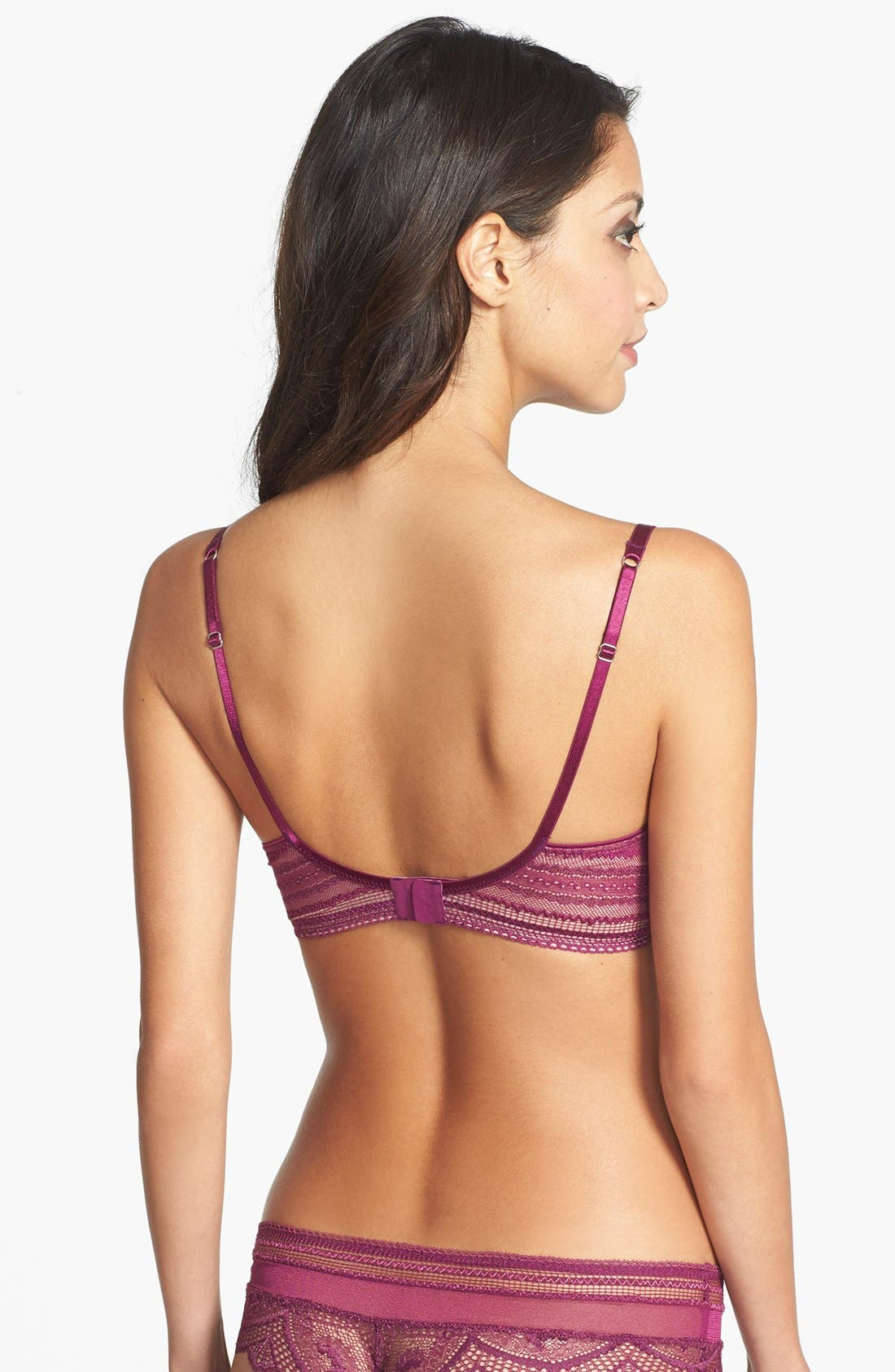 Alternate Image 2  - Pleasure State 'Valley of Peace' Underwire Balconette Bra