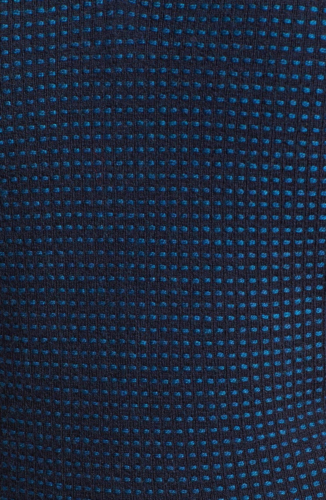 Alternate Image 3  - Tory Burch 'Sadie' Wool Blend A-Line Dress