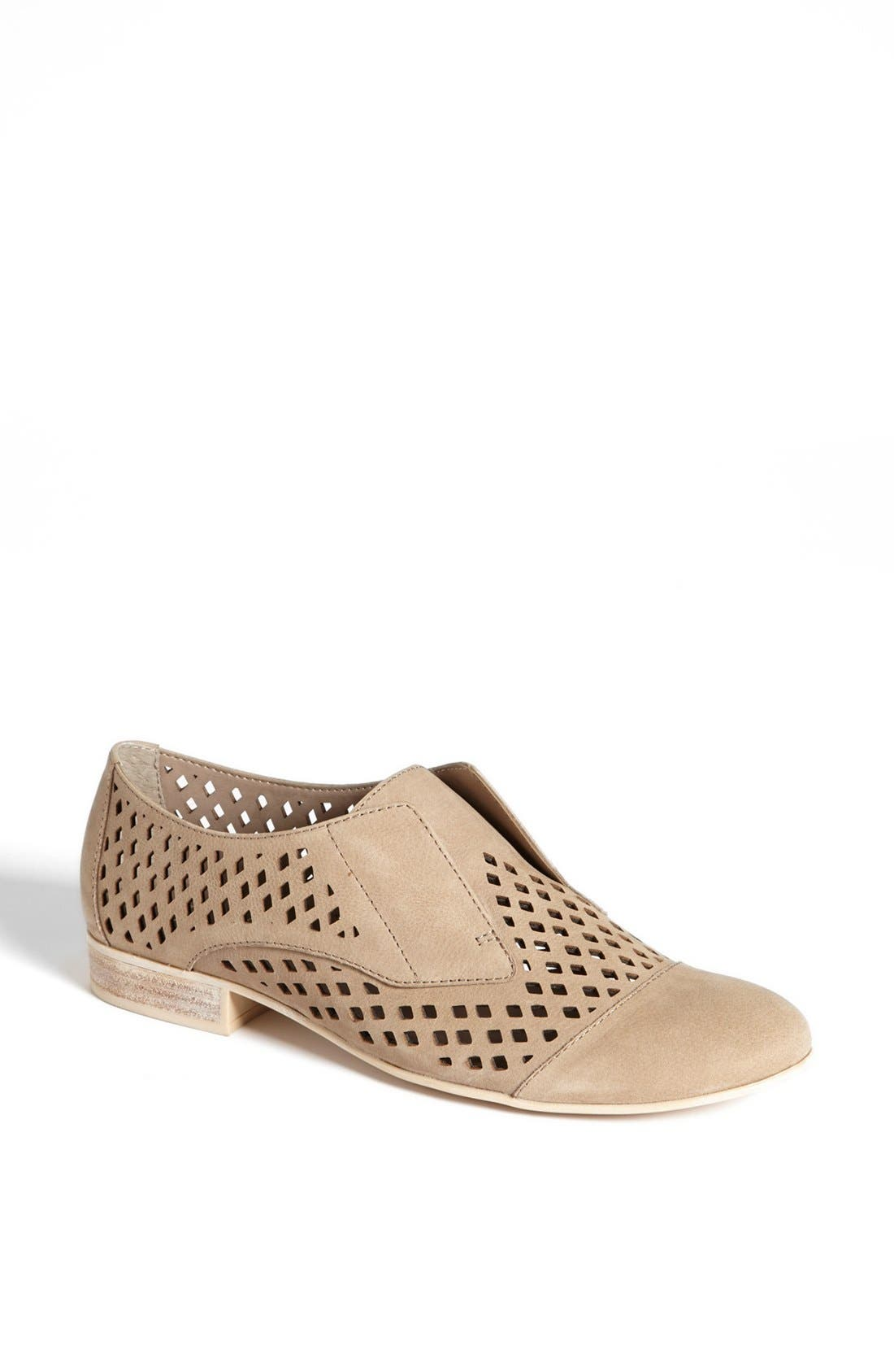 Alternate Image 1 Selected - Franco Sarto 'Amplify' Leather Flat