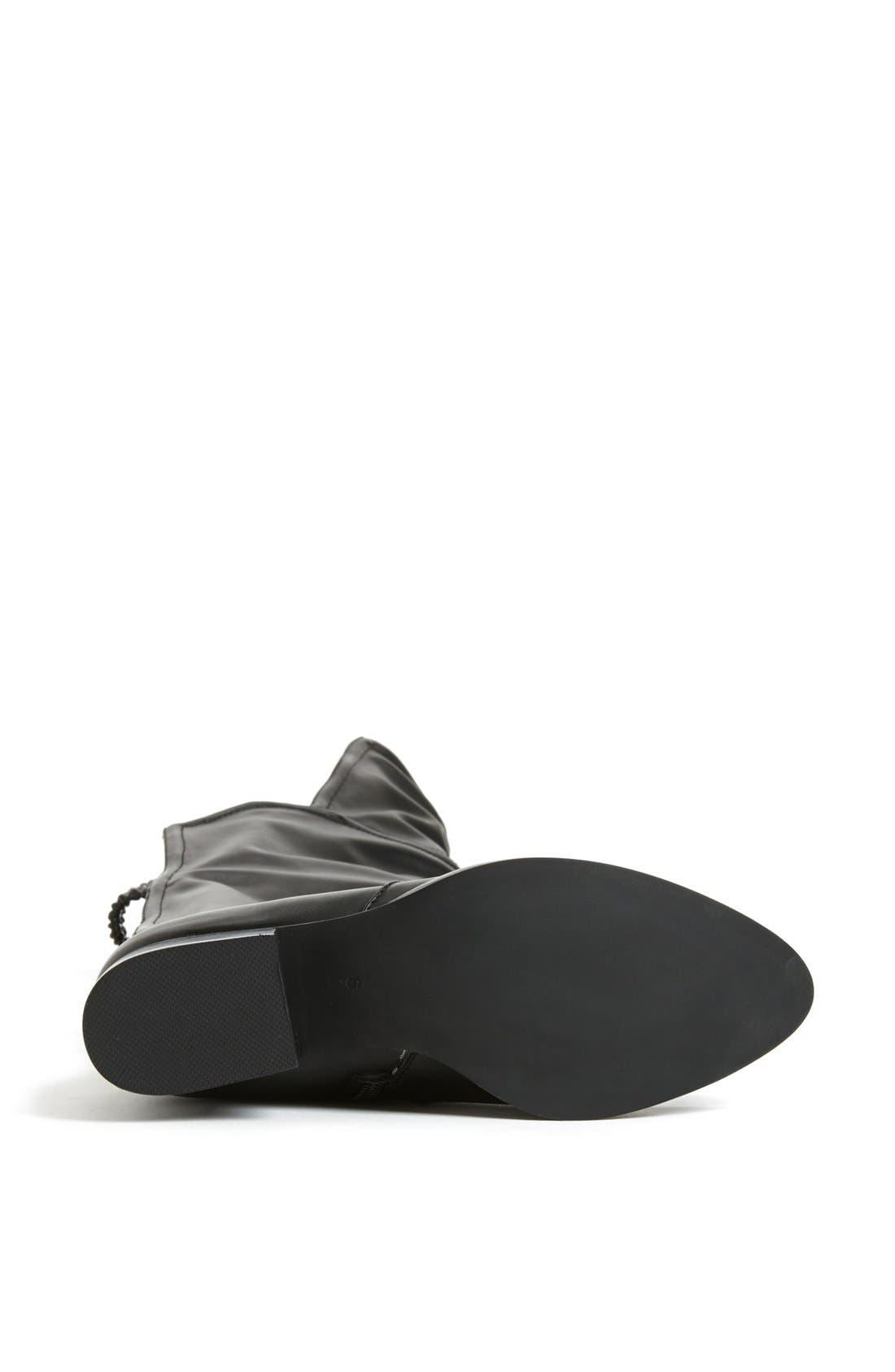 Alternate Image 4  - Jeffrey Campbell 'Backside' Backless Over the Knee Boot