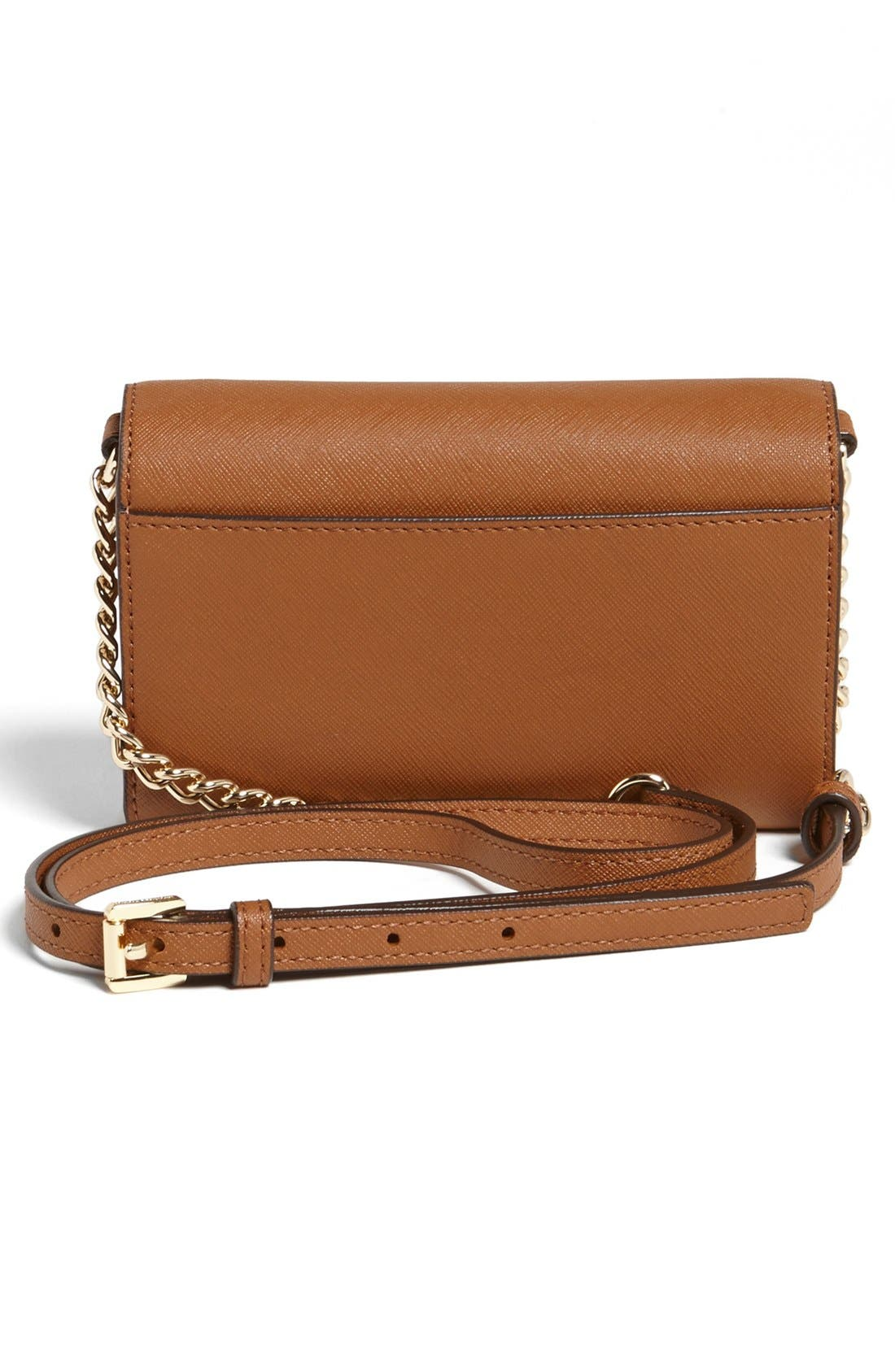 Alternate Image 4  - MICHAEL Michael Kors Crossbody Phone Bag