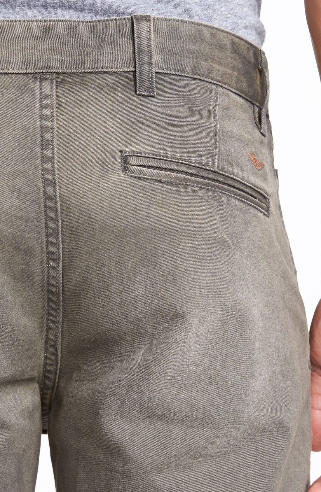 Alternate Image 3  - Dockers® 'Alpha' Slim Tapered Leg Chinos
