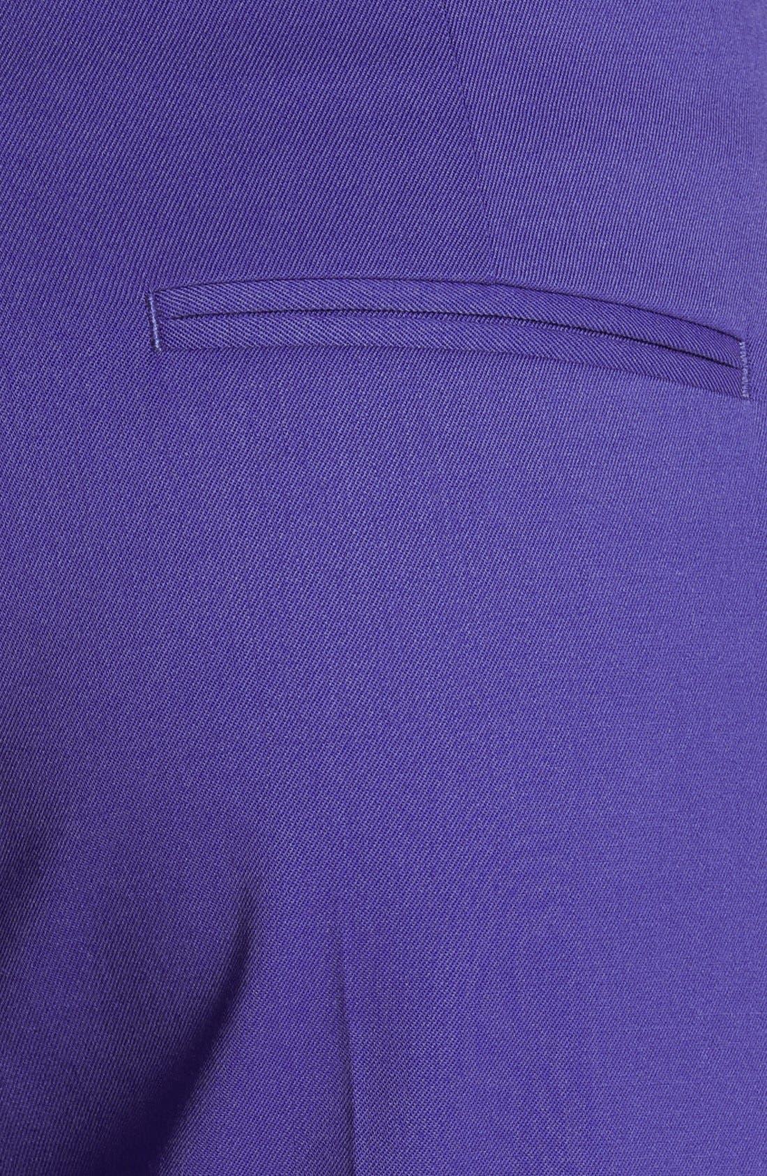 Alternate Image 5  - The Kooples Stretch Wool Pants