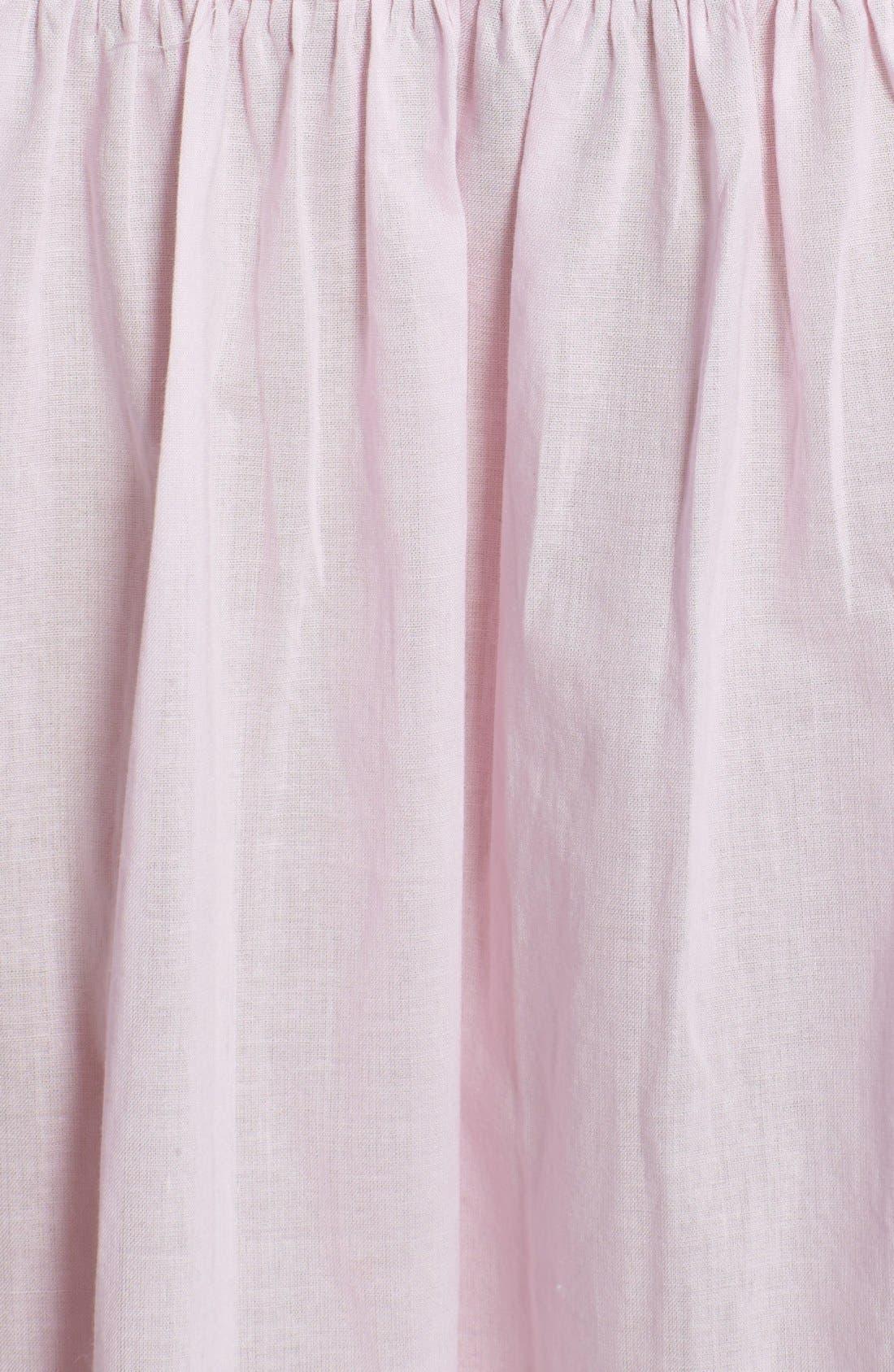 Alternate Image 3  - Eileen West 'Dolce Vita' Short Nightgown